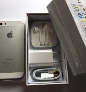 IPhone 5s 16gb с Touch ID и без