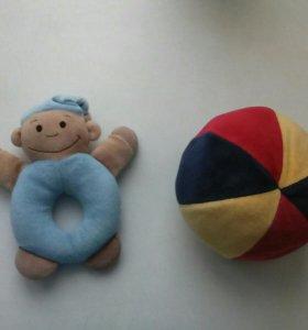 Игрушки с рождения
