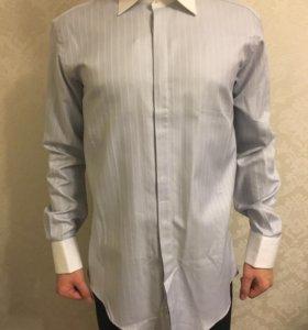 Рубашка мужская под запонки Giovane Gentile