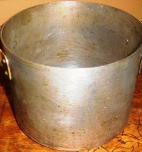 кастрюля с крышкой 2 л 16 см диаметр металл