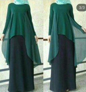 Платья мусульманские
