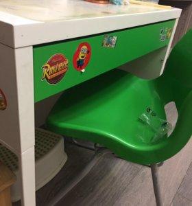 Стол письменный + стул
