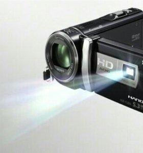 Sony hfr-pj 200e
