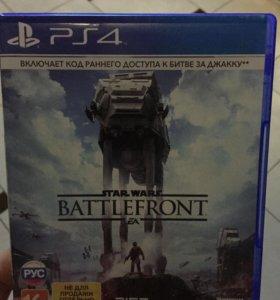 Игра на PS4 Star Wars
