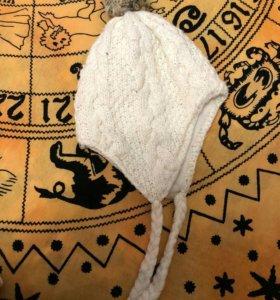 Зимняя шапка для девочки фирмы Н&М