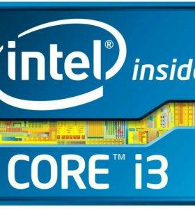 Intel Core i3 на ноут