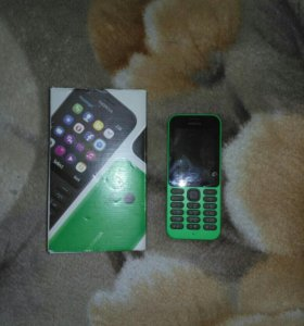 Телефон Nokia 215 Dual sim