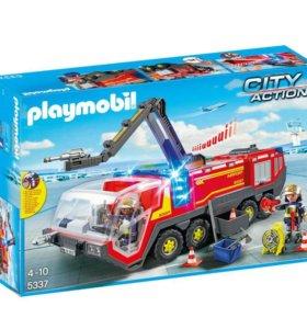 Конструктор Playmobil Пожарная машина