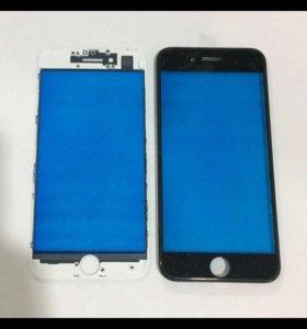 Стекло модуля iPhone 7, замена.