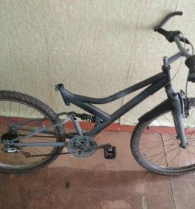 Велосипед ( рост 180 см)