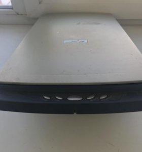 Сканер планшетный