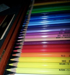 Набор цветных художественных карандашей Koh-I-Noor