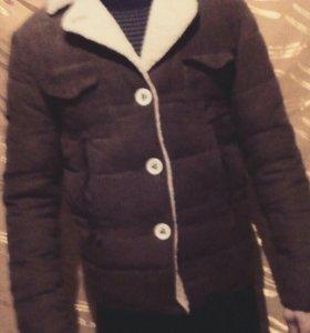 Calvin klein зимняя куртка
