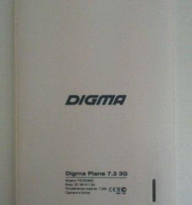 digma plane 7.3
