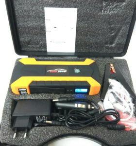 Multi function Jump Starter and Power Bank