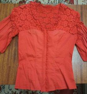 Блузка новая стрейч.