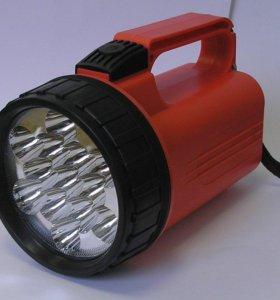 Фонарь-прожектор Фаза P3-L13-4D Новый в упаковке