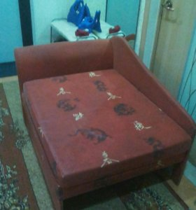 Кушетка 1-спальная