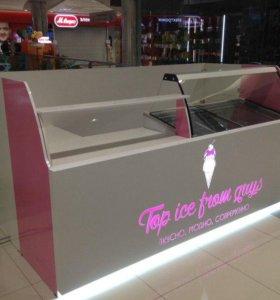 Оборудование для продажи мороженого