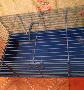 Клетка для кроликов или морских свинок