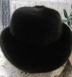Новая норковая шапка
