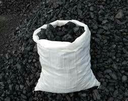 Уголь: мешок, тонна