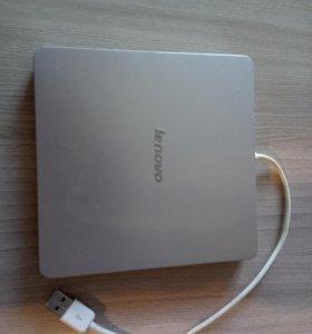 USB DVD-привод Lenovo.