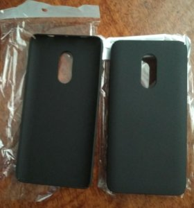 2 чехла на xiaomi Note 4x новые