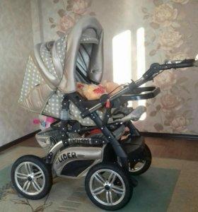 Продам коляску за 1500