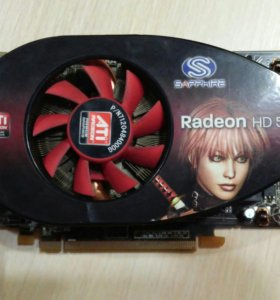 Видеокарта SAPPHIRE Radeon HD 5770