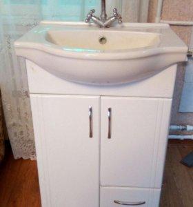 Мойка для ванной с смесителем