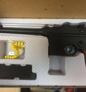 Пистолет игрушечный. Маузер К-55