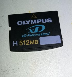 OLYMPUS H512MB xD-Picture Card