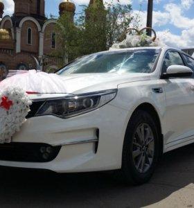 Прокат и украшение свадебных авто