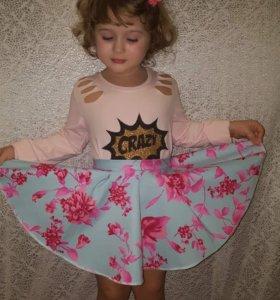 Пошив детской одежды и костюмов для праздников