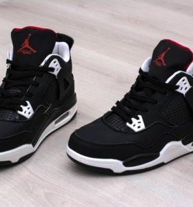 Кроссовки зимние Nike Jordan/ 40, 41 размер