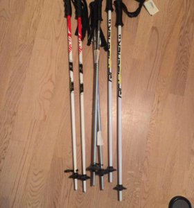 Новые палки для горных лыж 85 см