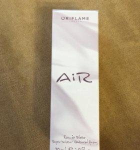 Туалетная вода Oriflame Air. Новая.