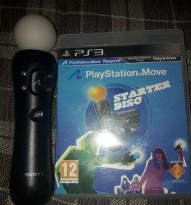 Джойстик Move для PS3