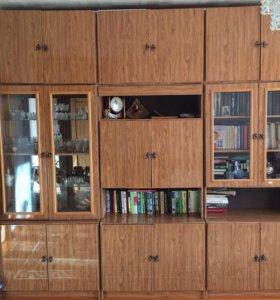 Стенка+шкаф
