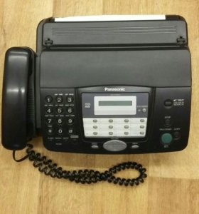 Тел.Факс Panasonic KX - FT912