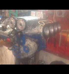 Ремонт и обслуживание двигателей