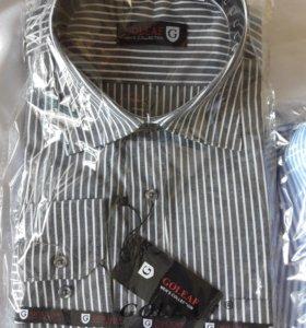 Мужская рубашка качественная, фирмы Goleaf Москва