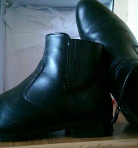 Зимнее мужские ботинки