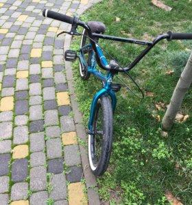 Велосипед(BMX) WTP