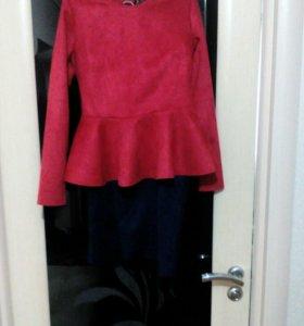 Костюм юбка кофта