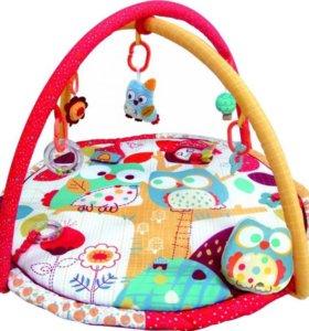 Новый Детский развивающий коврик