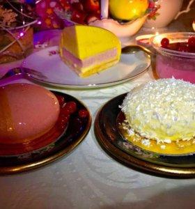 Диетические десерты всего 50 ккал доставка бесплат