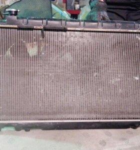 Радиатор Nissan Teana J31 VQ23DE