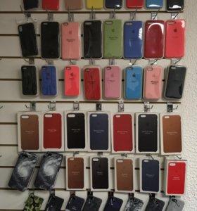 Чехлы для всех видов iPhone